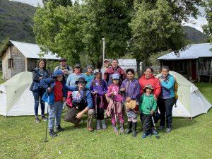 Beneficiarios Programa Patagonia 2020